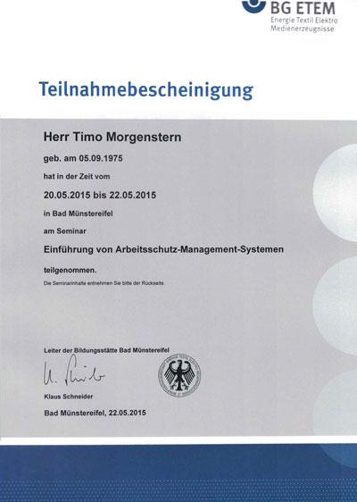 BGetem-zertifikat